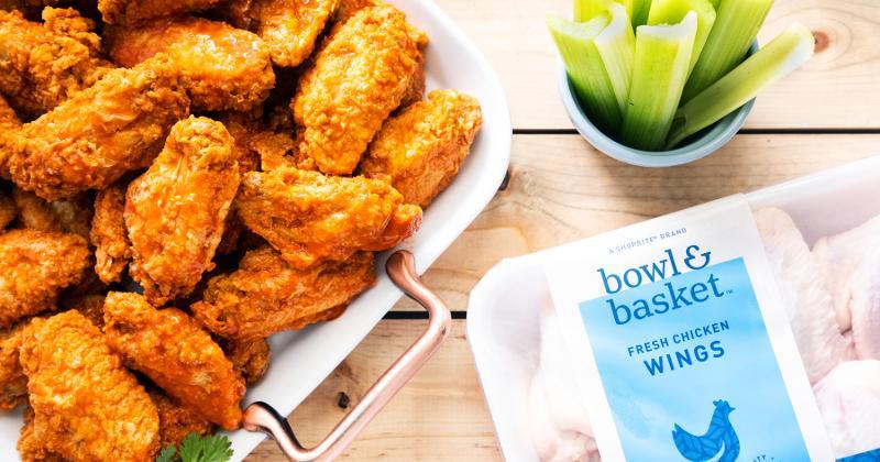 Bowl & Basket wings
