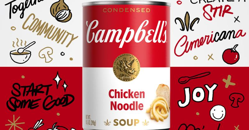 Campbell's Soup Can Redesign
