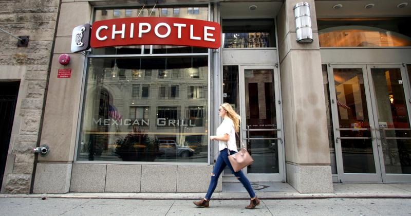 Chipotle Mexican Grill exterior