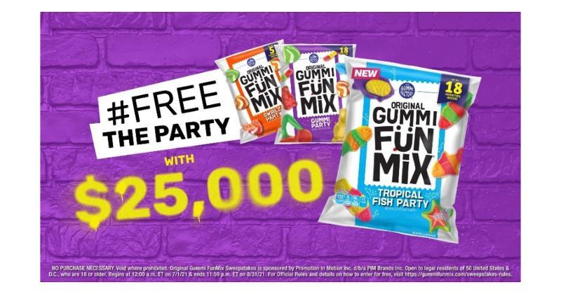 PIM Gummi Day promotion
