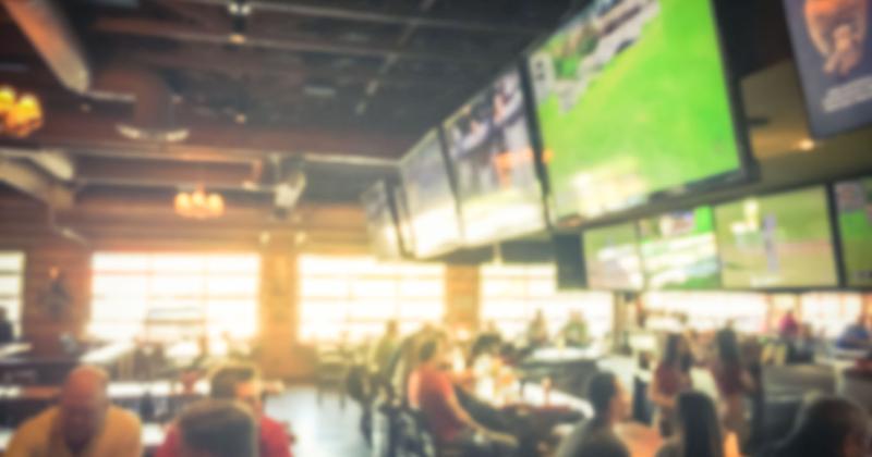 Restaurant Bar TVs