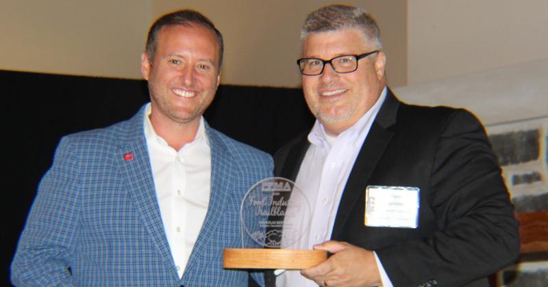 Nicholas Bertram Food Industry Trailblazer Award