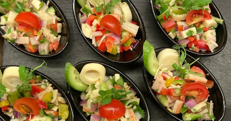 Retail Foodservice Grab-and-Go