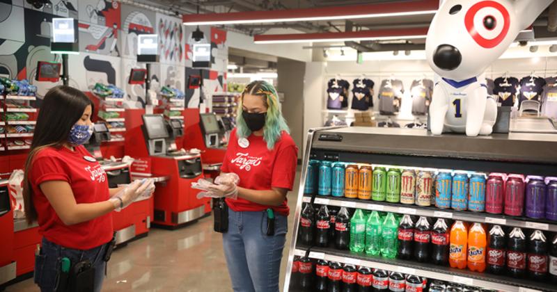 Target team members