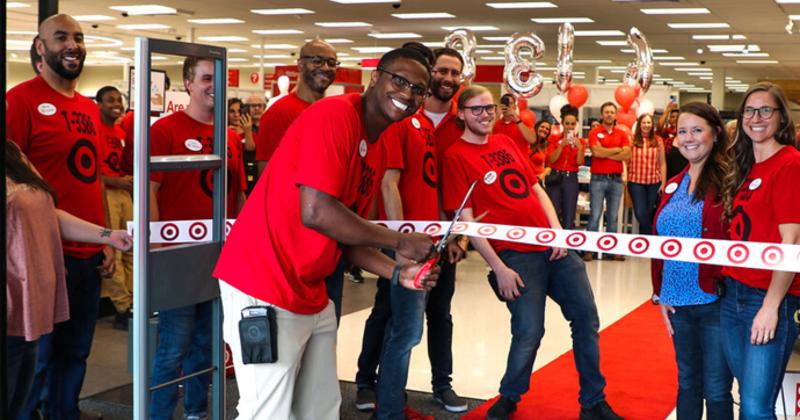 Target store associates