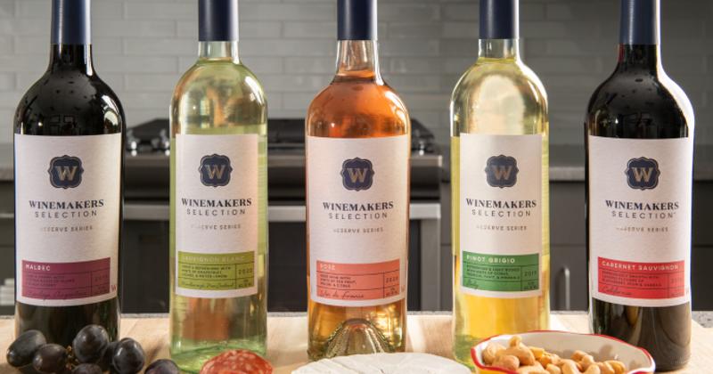 Walmart Winemakers Selection Reserve Series