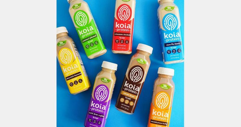 Koia plant-based drinks