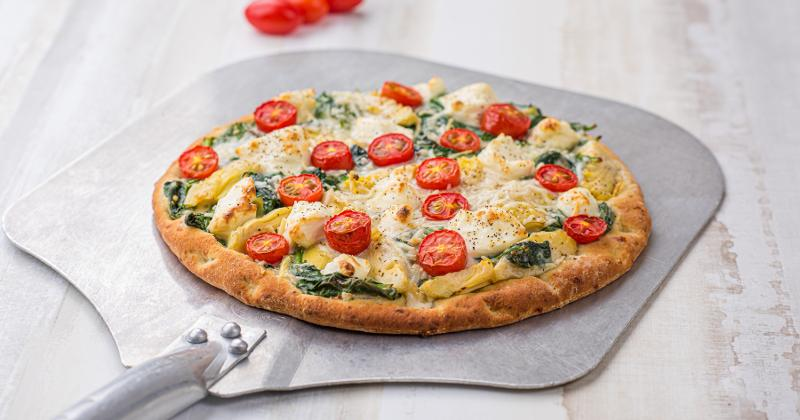 Rich Products' zucchini parbaked crust