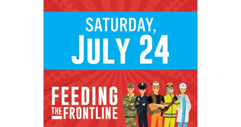 Rutter's Feeding the Frontline