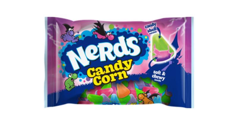 Seasonal: Nerds Candy Corn