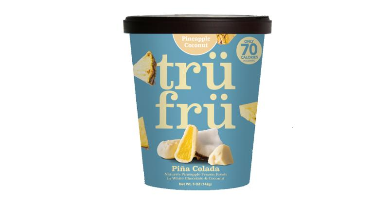 Gourmet/Premium – Candy: Nature's Pineapple Pina Colada Hyper-Chilled Fresh