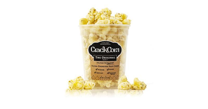 Gourmet/Premium – Snacks: The Original Ultra-Premium Puff Corn