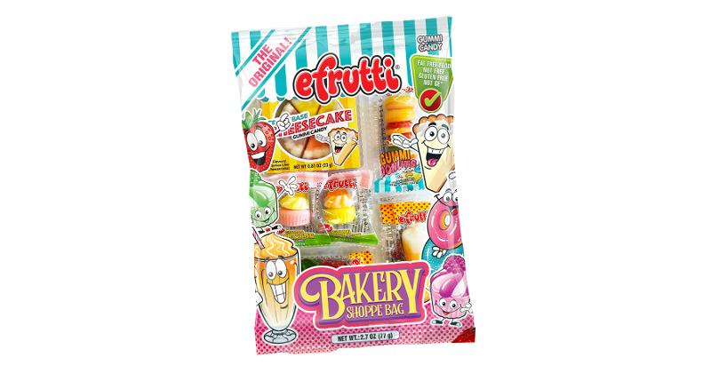 Nonchocolate: efrutti Bakery Shoppe Bag