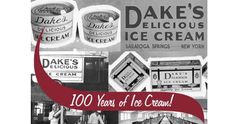 100 years of ice cream at Stewart's Shops