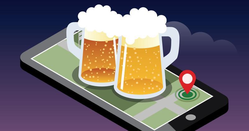 Alcohol e-commerce