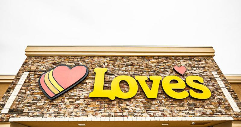 love's travel stops and country stores