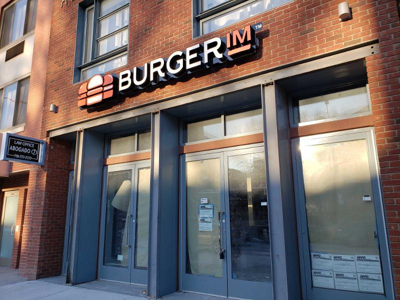 Burgerim franchising