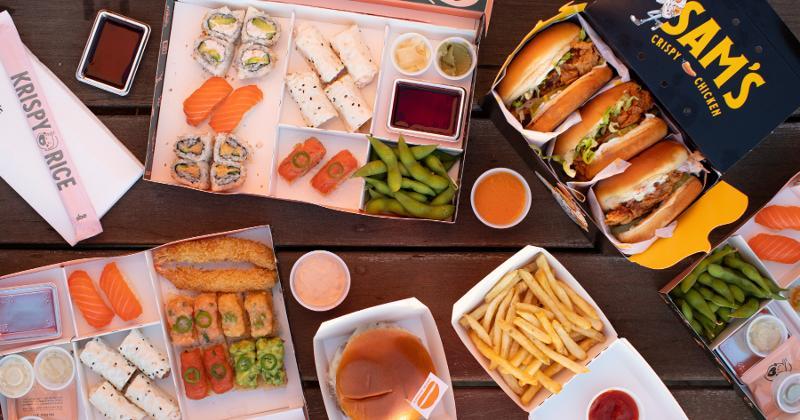 C3 food items
