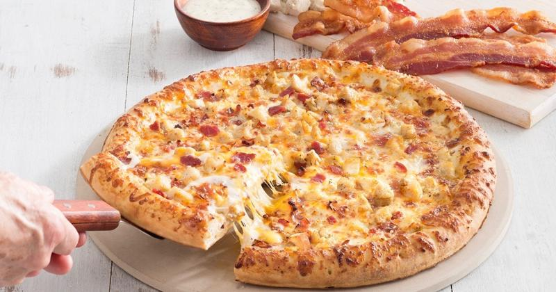 Hunt Brothers LTO Chicken Bacon Ranch Pizza