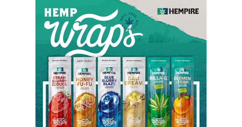 Swisher's Hempire product line