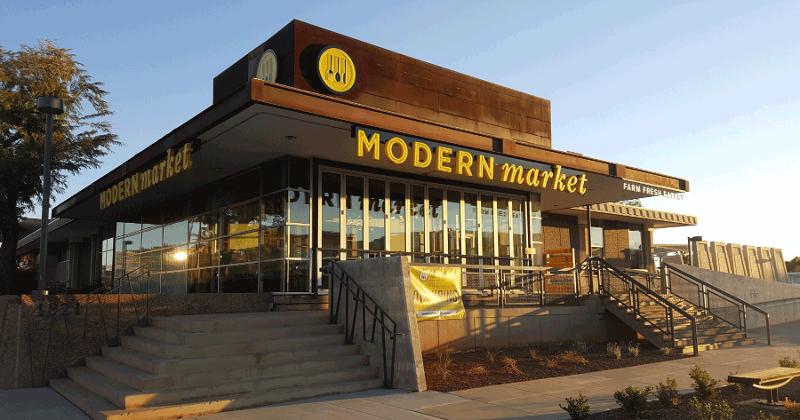 Modern Market unit