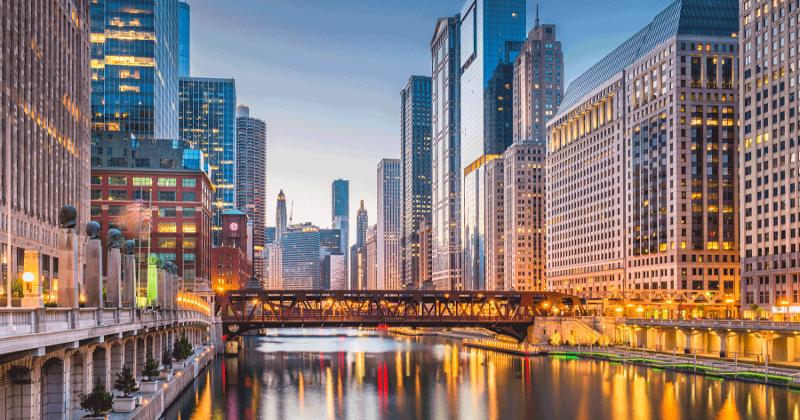 Chicago expedites restaurant