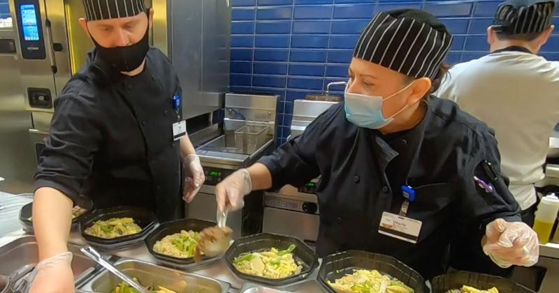 foodservice workers