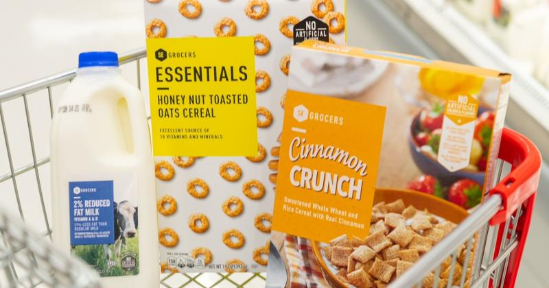 Southeastern Grocers private label products