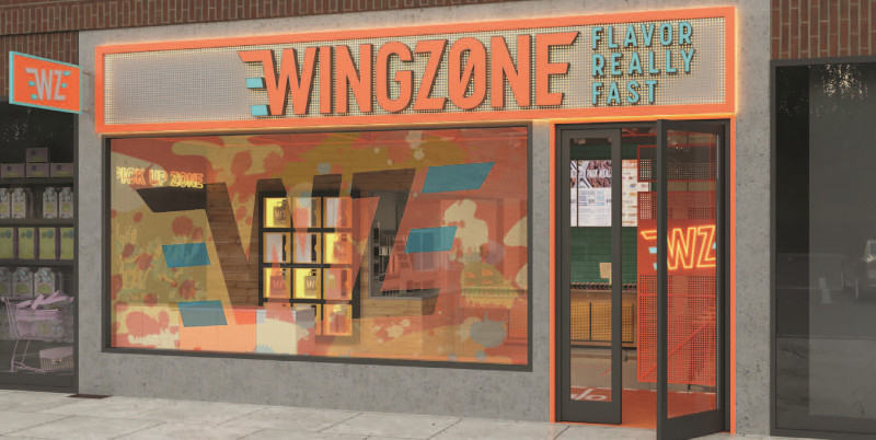 Wing Zone technology investment
