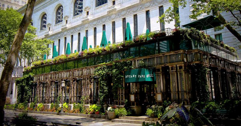 Bryant Park Cafe & Grill