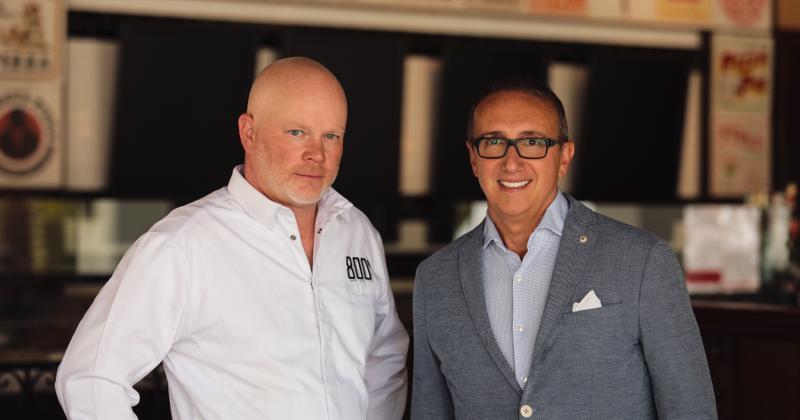 Anthony Carron and Massimo De Marco