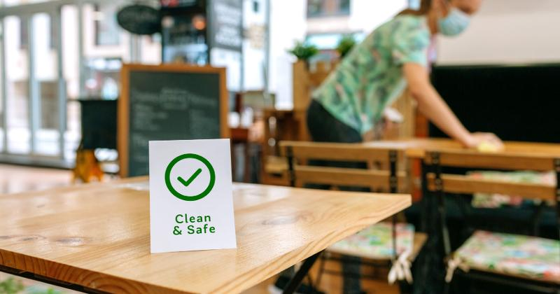 Clean tables