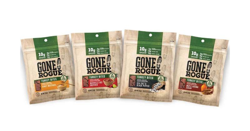 Gone Rogue All-Natural Turkey Bites