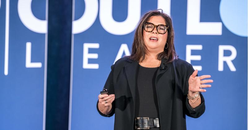 Sheryl Connelly corporate futurist at Ford Motor Co. at Outlook Leadership Conference