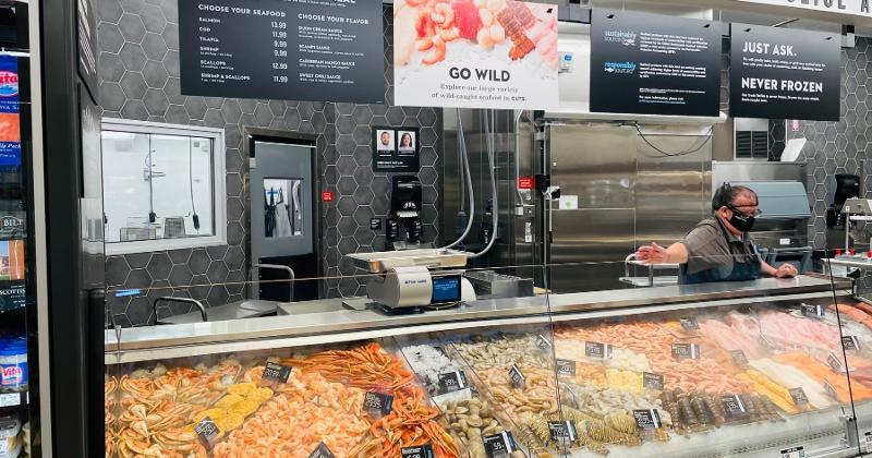 GreenWise Market Tampa seafood