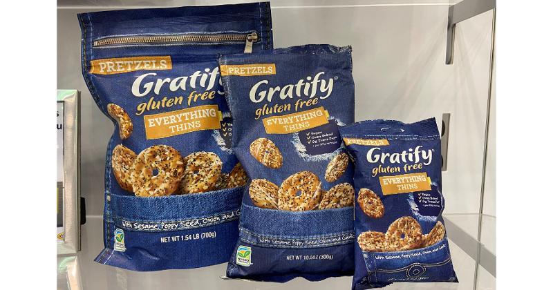 Gratify Gluten-Free Pretzels