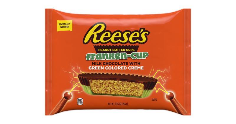 Reese's Franken-Cup Peanut Butter Cups
