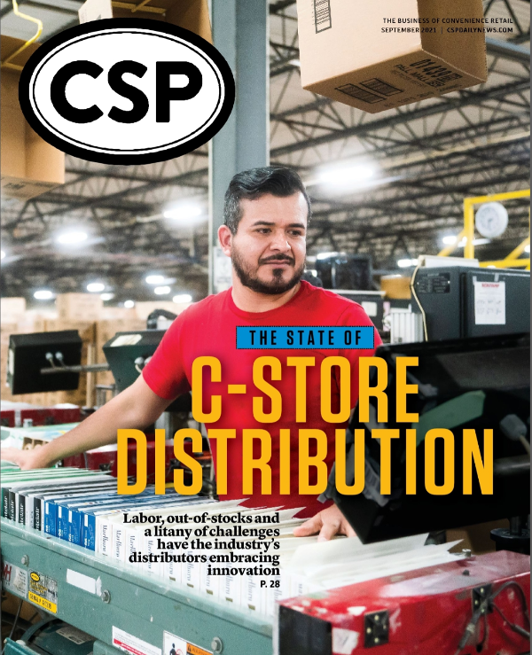 CSP Daily News The State of C-Store Distribution Issue