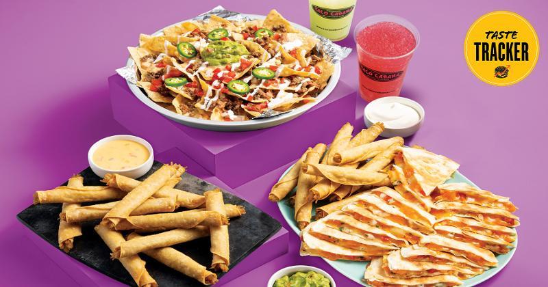 Trends in taco
