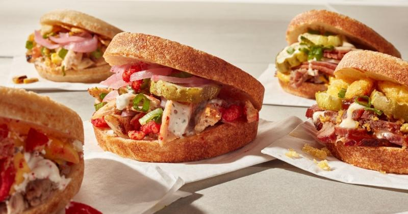 Kum & Go is launching a new fresh food menu in the Little Rock area