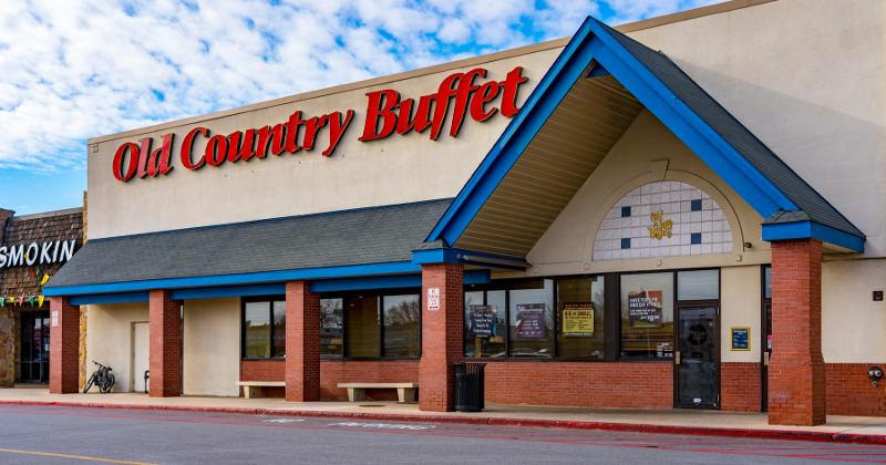 Old Country Buffet bankruptcy