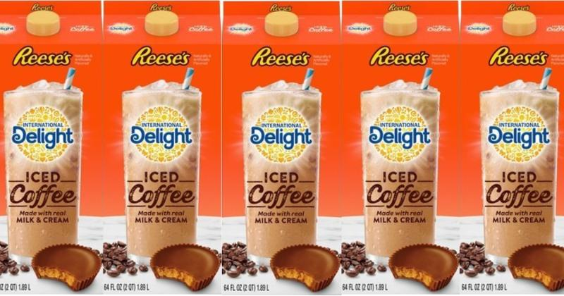 New ready-to-drink Reese's Iced Coffee from International Delight