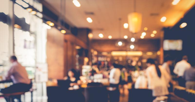 Restaurant job losses August