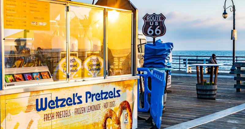 Wetzel's Pretzel's CMO