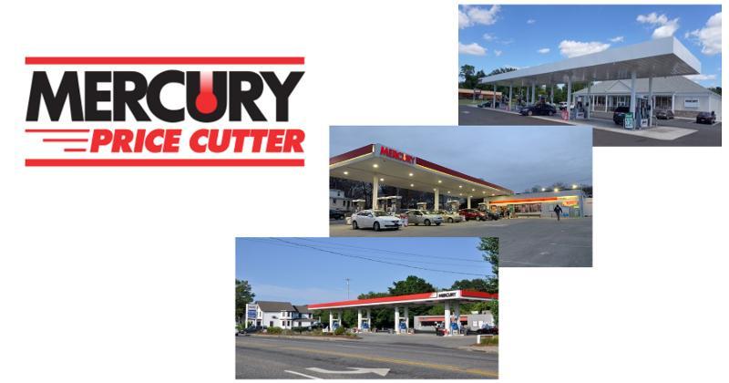 mercury Price Cutter convenience stores