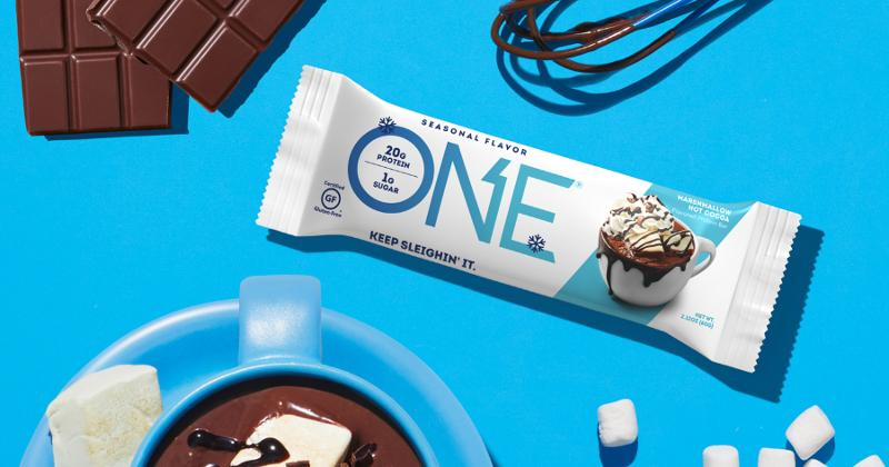One Marshmallow Hot Cocoa-flavored bar
