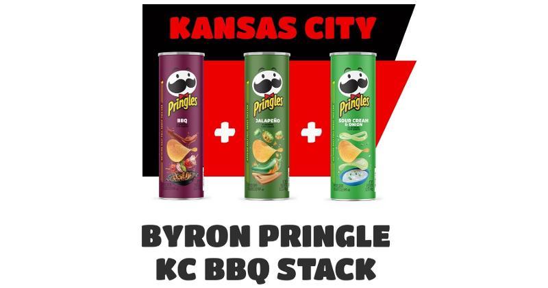 Byron Pringle Kansas City BBQ Stack