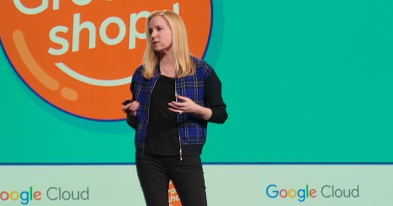 Carrie Tharp, Google Cloud