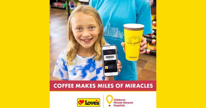Love's National Coffee Day