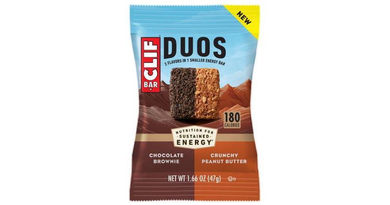 Clif Bar Duos